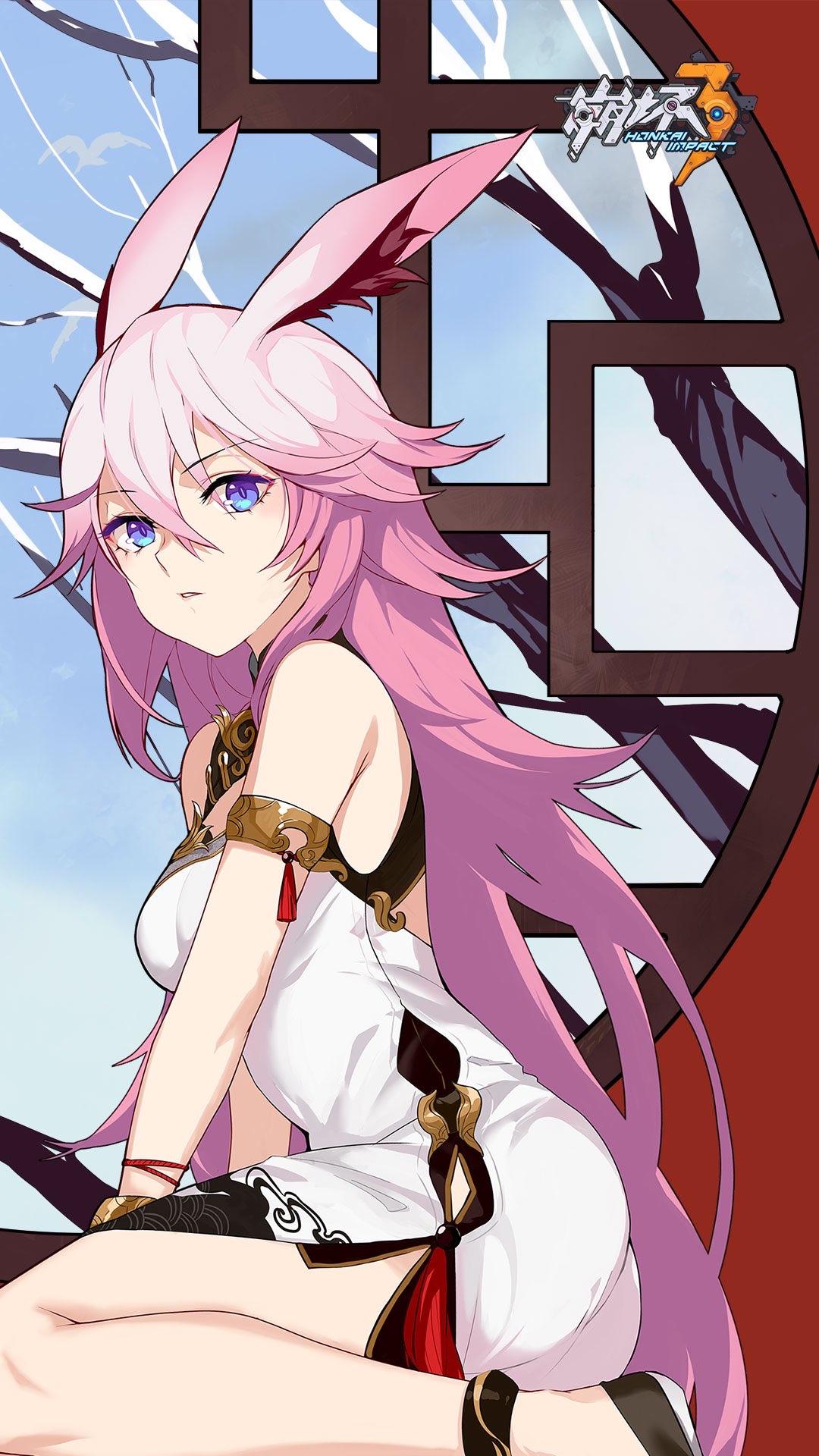 【原神】生放送で急に出てきた八重桜ちゃん?っぽいキャラ。いろんな予想が出てくるな!